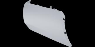 Extensão Do Paralama Ford Cargo 2429 Ld