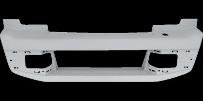 Acabamento Frontal Do Parachoque Volvo Vm 2014